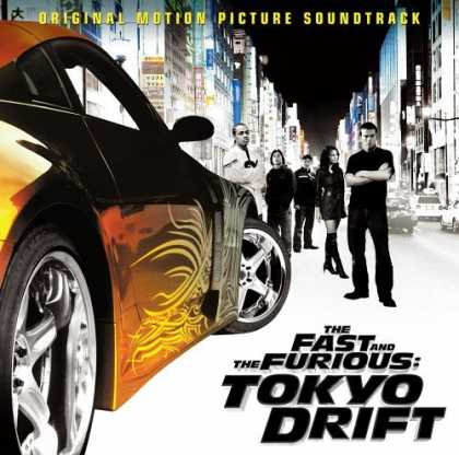 Bestselling Music (2006) - The Fast and the Furious: Tokyo Drift by Original Soundtrack