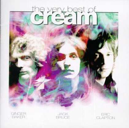Bestselling Music (2006) - The Very Best of Cream by Cream