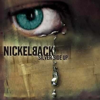 Bestselling Music (2006) - Silver Side Up by Nickelback