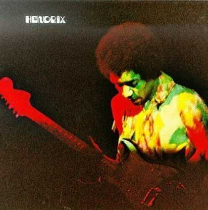 Bestselling Music (2006) - Band of Gypsys by Jimi Hendrix