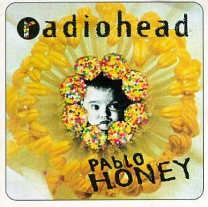 Bestselling Music (2006) - Pablo Honey by Radiohead