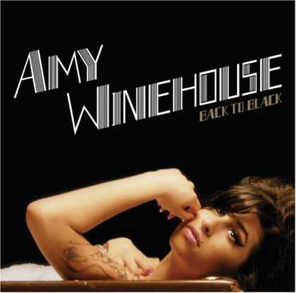 Bestselling Music (2007) - Back to Black [Clean Version] by Amy Winehouse