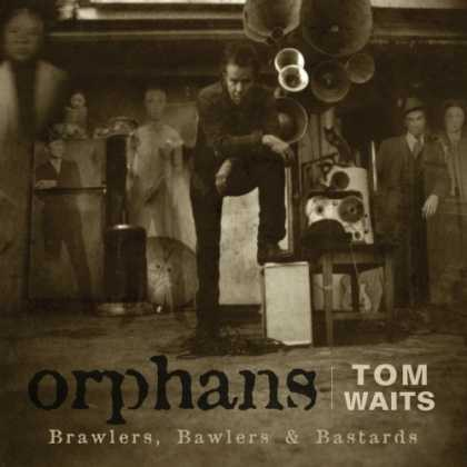 Bestselling Music (2007) - Orphans [Fold-out Digipak with 24-page booklet] by Tom Waits