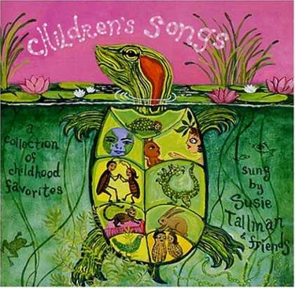 Bestselling Music (2007) - Children's Songs, A Collection of Childhood Favorites by Susie Tallman