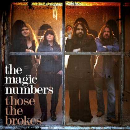 Bestselling Music (2007) - Those the Brokes by The Magic Numbers