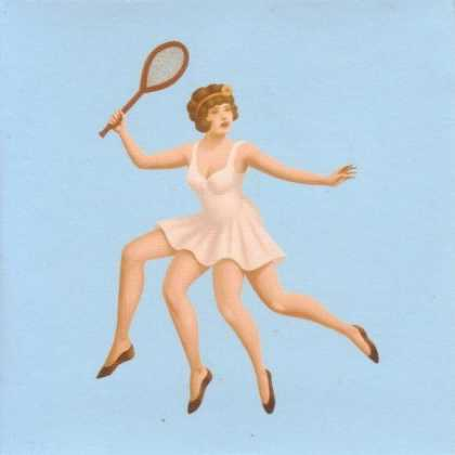 Bestselling Music (2007) - 23 by Blonde Redhead