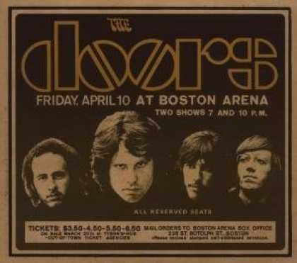 Bestselling Music (2007) - Live In Boston by The Doors