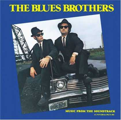 Bestselling Music (2007) - The Blues Brothers: Original Soundtrack Recording