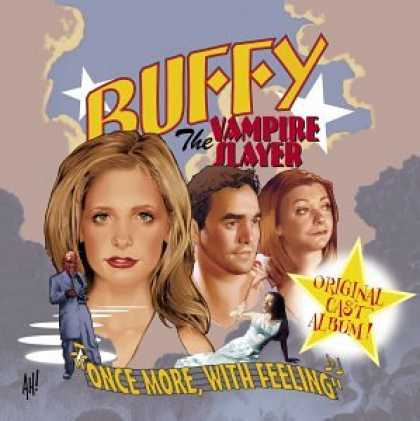 Bestselling Music (2007) - Buffy the Vampire Slayer - Once More, with Feeling by Various Artists