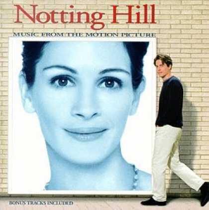 Bestselling Music (2007) - Notting Hill: Music From The Motion Picture by Various Artists - Soundtrack