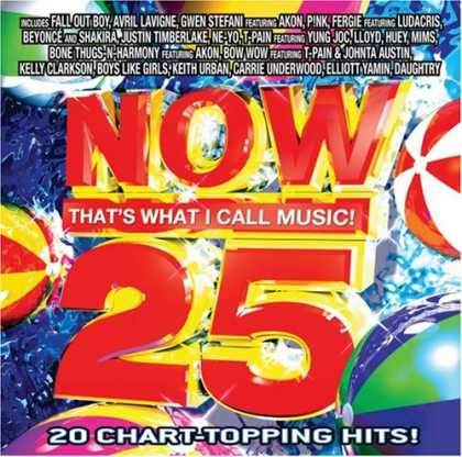Bestselling Music (2007) - Now, Vol. 25 by Various Artists