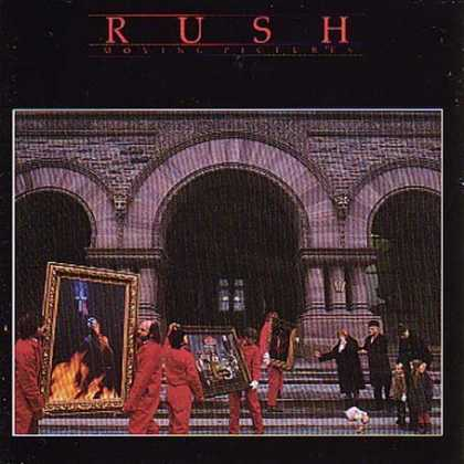 Bestselling Music (2007) - Moving Pictures by Rush