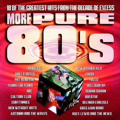 Bestselling Music (2007) - More Pure 80's by Various Artists