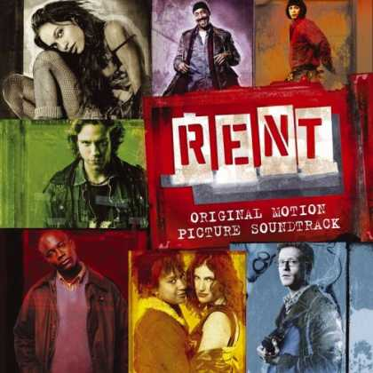Bestselling Music (2007) - Rent (2005 Movie Soundtrack) by Rosario Dawson