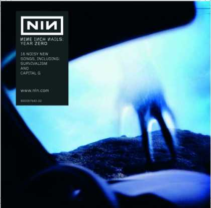 Bestselling Music (2007) - Year Zero by Nine Inch Nails