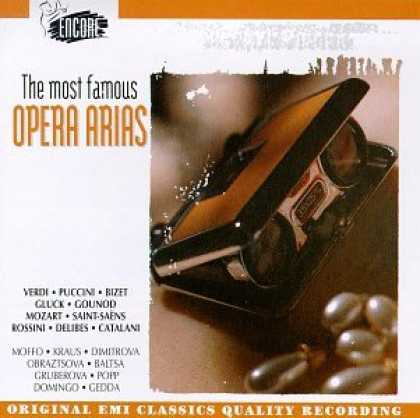 Bestselling Music (2007) - The Most Famous Opera Arias