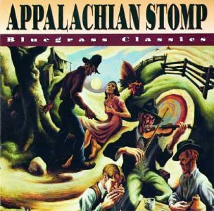Bestselling Music (2007) - Appalachian Stomp: Bluegrass Classics by Various Artists