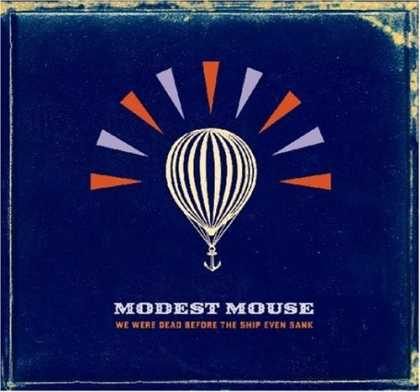 Bestselling Music (2007) - We Were Dead Before the Ship Even Sank by Modest Mouse