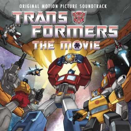 Bestselling Music (2007) - Transformers: The Movie by Original Soundtrack