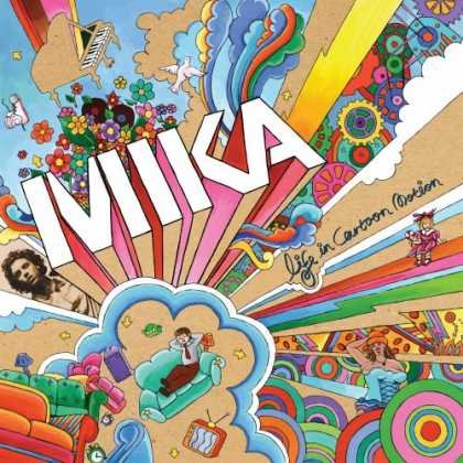 Bestselling Music (2007) - Life in Cartoon Motion by Mika