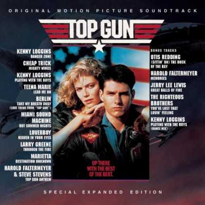 Bestselling Music (2007) - Top Gun Soundtrack by Original Motion Picture Soundtrack