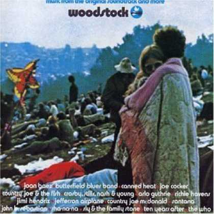 Bestselling Music (2007) - Woodstock: Music from the Original Soundtrack and More by Various Artists