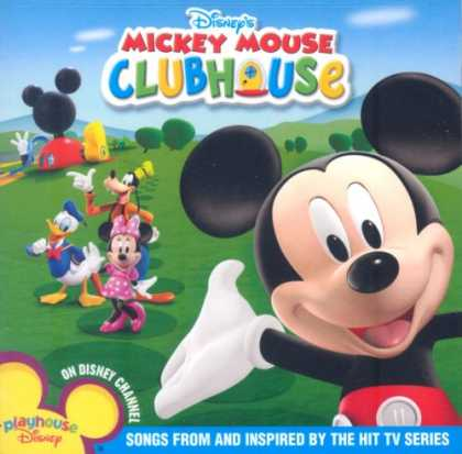 Bestselling Music (2007) - Mickey Mouse Clubhouse by Various Artists