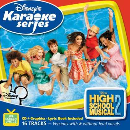 Bestselling Music (2007) - High School Musical 2 by Various Artists