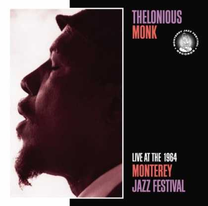 Bestselling Music (2007) - Monterey Jazz Festival Live 1964 by Thelonious Monk