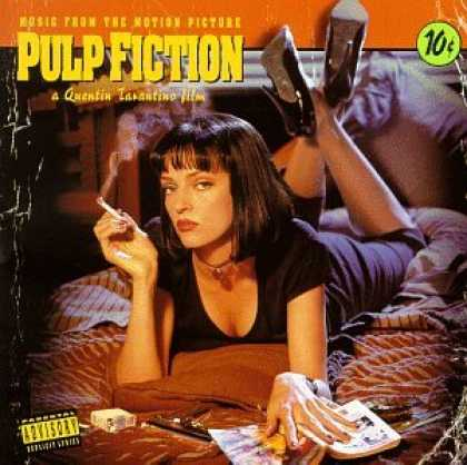 Bestselling Music (2007) - Pulp Fiction: Music From The Motion Picture by Various Artists