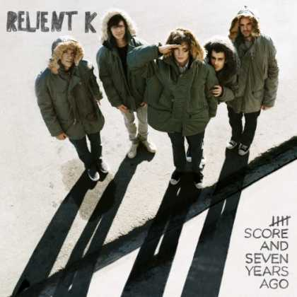 Bestselling Music (2007) - Five Score and Seven Years Ago by Relient K