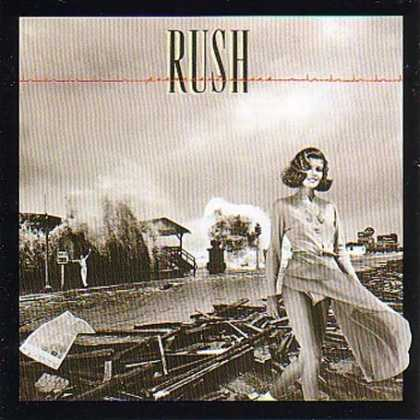 Bestselling Music (2007) - Permanent Waves by Rush
