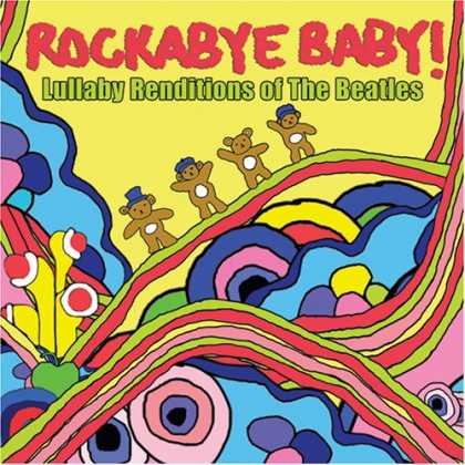 Bestselling Music (2007) - Rockabye Baby: Lullaby Renditions of The Beatles by Various Artists
