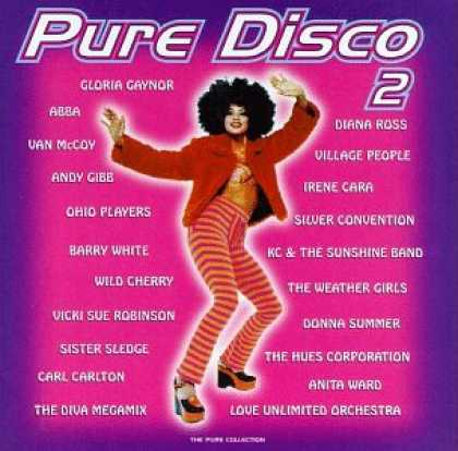 Bestselling Music (2007) - Pure Disco, Vol. 2 by Various Artists