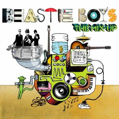 Bestselling Music (2007) - The Mix-Up by Beastie Boys