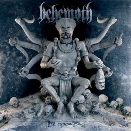 Bestselling Music (2007) - The Apostasy by Behemoth