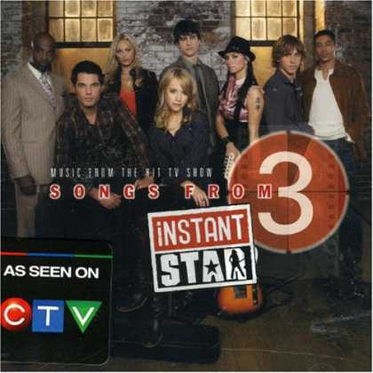 Bestselling Music (2007) - Songs from Instant Star 3 by Alexz Johnson