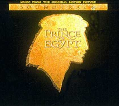 Bestselling Music (2007) - The Prince Of Egypt: Music From The Original Motion Picture Soundtrack by Origin