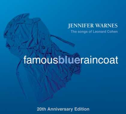 Bestselling Music (2007) - Famous Blue Raincoat: 20th Anniversary Edition by Jennifer Warnes