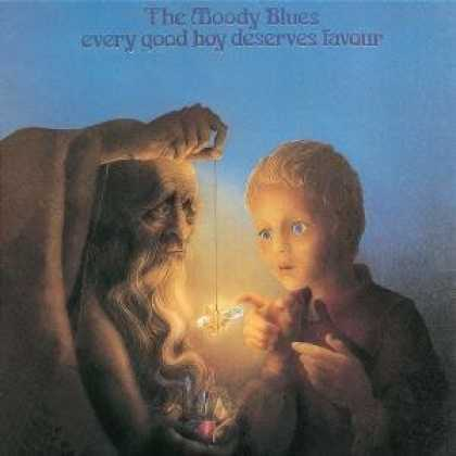 Bestselling Music (2007) - Every Good Boy Deserves Favour by The Moody Blues