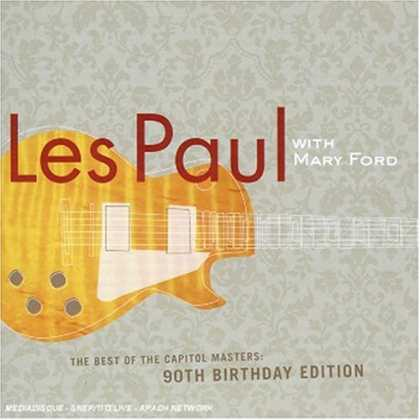 Bestselling Music (2007) - The Best of the Capitol Masters: 90th Birthday Edition by Les Paul & Mary Ford