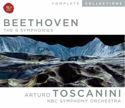 Bestselling Music (2007) - Ludwig van Beethoven: The 9 Symphonies - Arturo Toscanini / NBC Symphony Orchest