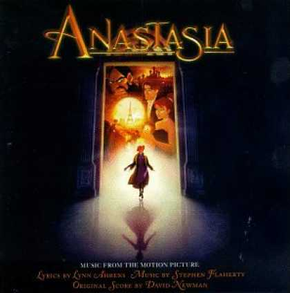 Bestselling Music (2007) - Anastasia: Music From The Motion Picture (1997 Version) by David Newman