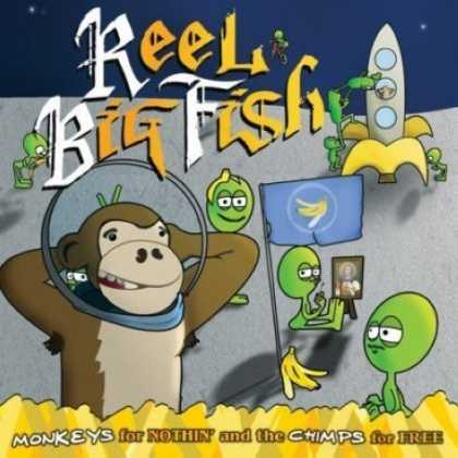 Bestselling Music (2007) - Monkeys for Nothin' and the Chimps for Free by Reel Big Fish