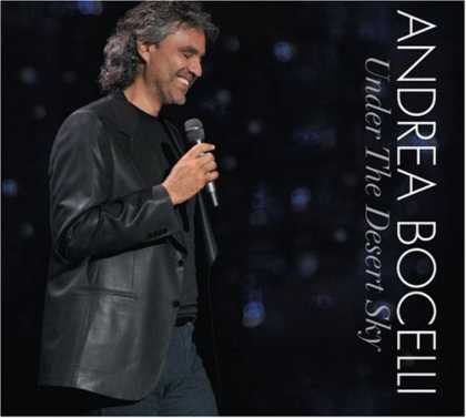Bestselling Music (2007) - Andrea Bocelli: Under the Desert Sky [DVD Included] by Andrea Bocelli