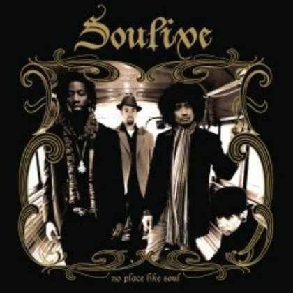 Bestselling Music (2007) - No Place Like Soul by Soulive