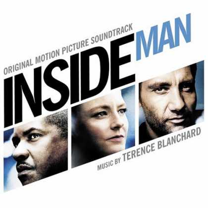 Bestselling Music (2007) - Inside Man (Original Motion Picture Soundtrack) by Terence Blanchard