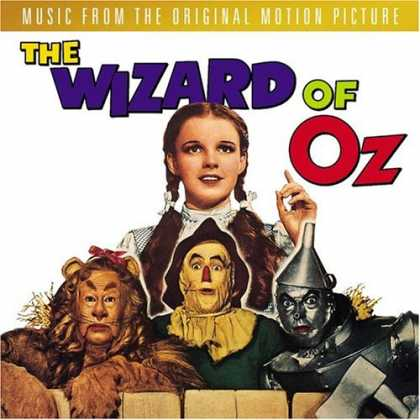 Bestselling Music (2007) - The Wizard Of Oz: Selections From The Original Motion Picture Soundtrack by Herb