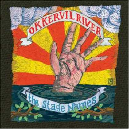 Bestselling Music (2007) - The Stage Names by Okkervil River
