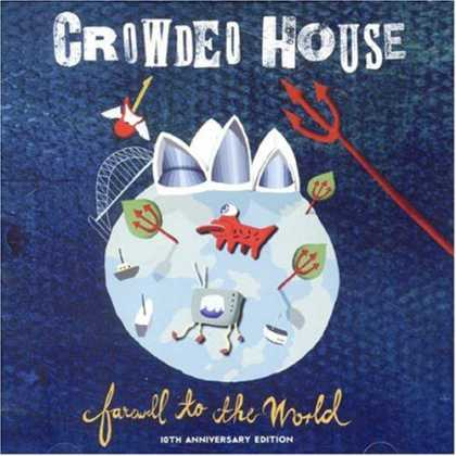 Bestselling Music (2007) - Farewell to the World by Crowded House